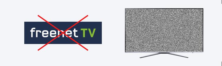 Freenet TV gesperrt