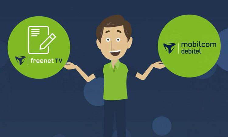 Tipp: Freenet TV im Abo buchen