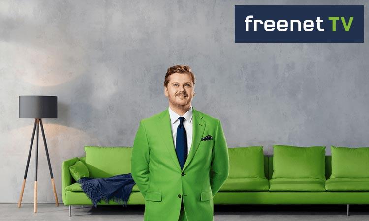 Freenet TV Kampagne März 2018