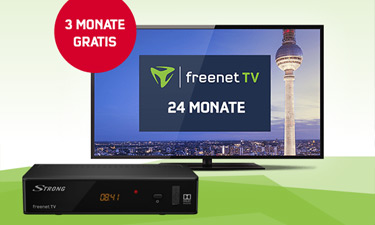 Screenshot: Freenet TV Bild-Aktion bei Mobilcom-Debitel