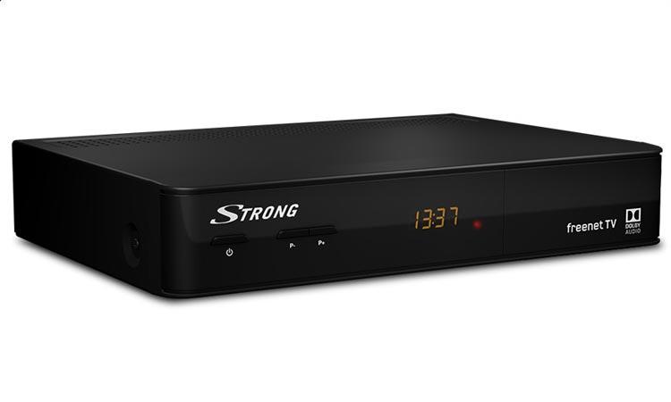 Strong SRT 8540 DVB-T2 Receiver
