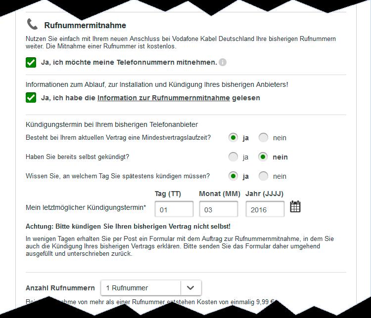 Kabel Deutschland Störungshotline Rufnummer