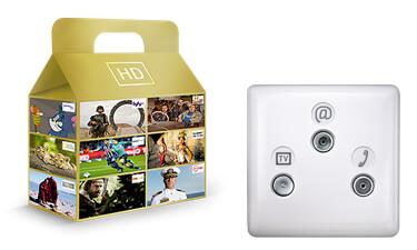 Senderpaket Vielfalt HD Vodafone Kabel Deutschland