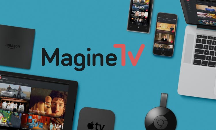 MagineTV Geräte im Überblick