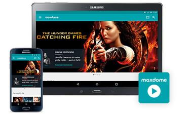 Maxdome App für Android