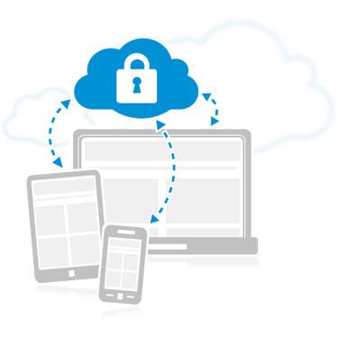 M-net Cloud mit sicherer Verschlüsselung