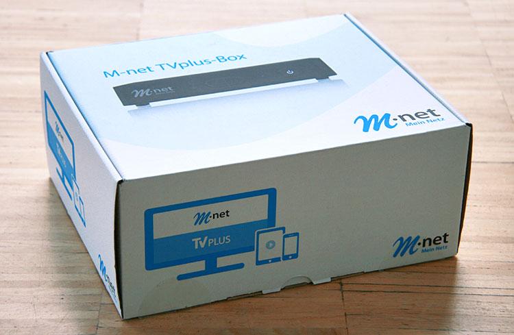 M-net TV Box
