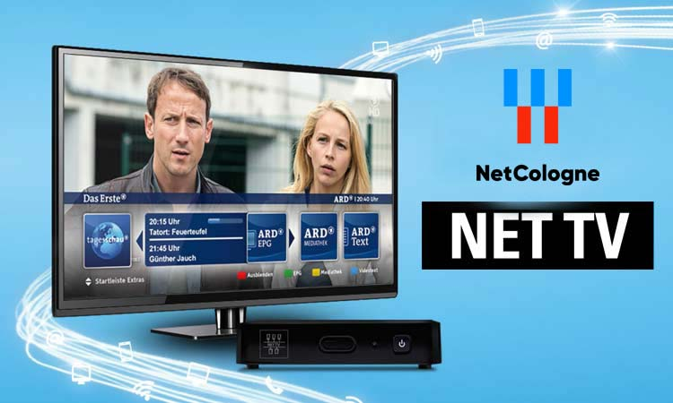 NetCologne Net TV