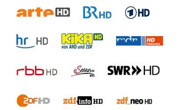 NetCologne NetTV HD Senderliste