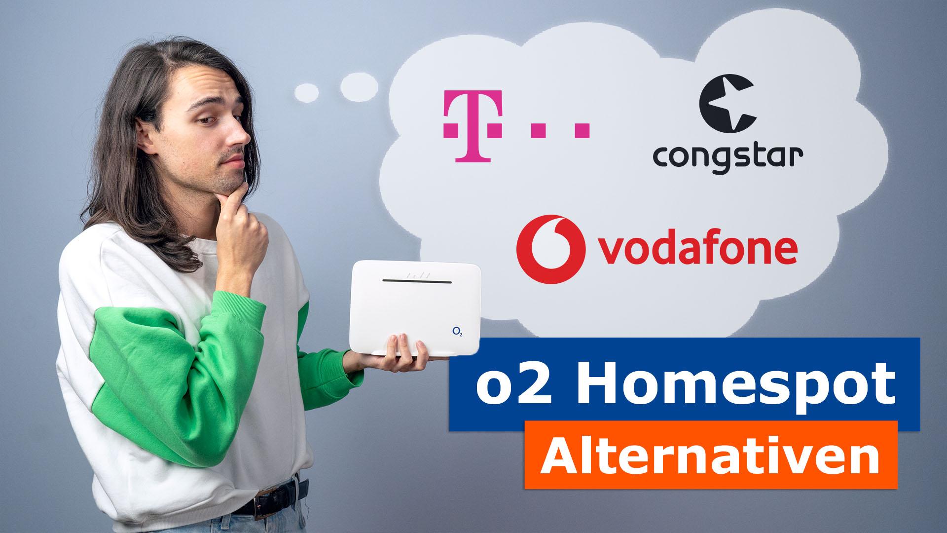 o2 Homespot Alternativen