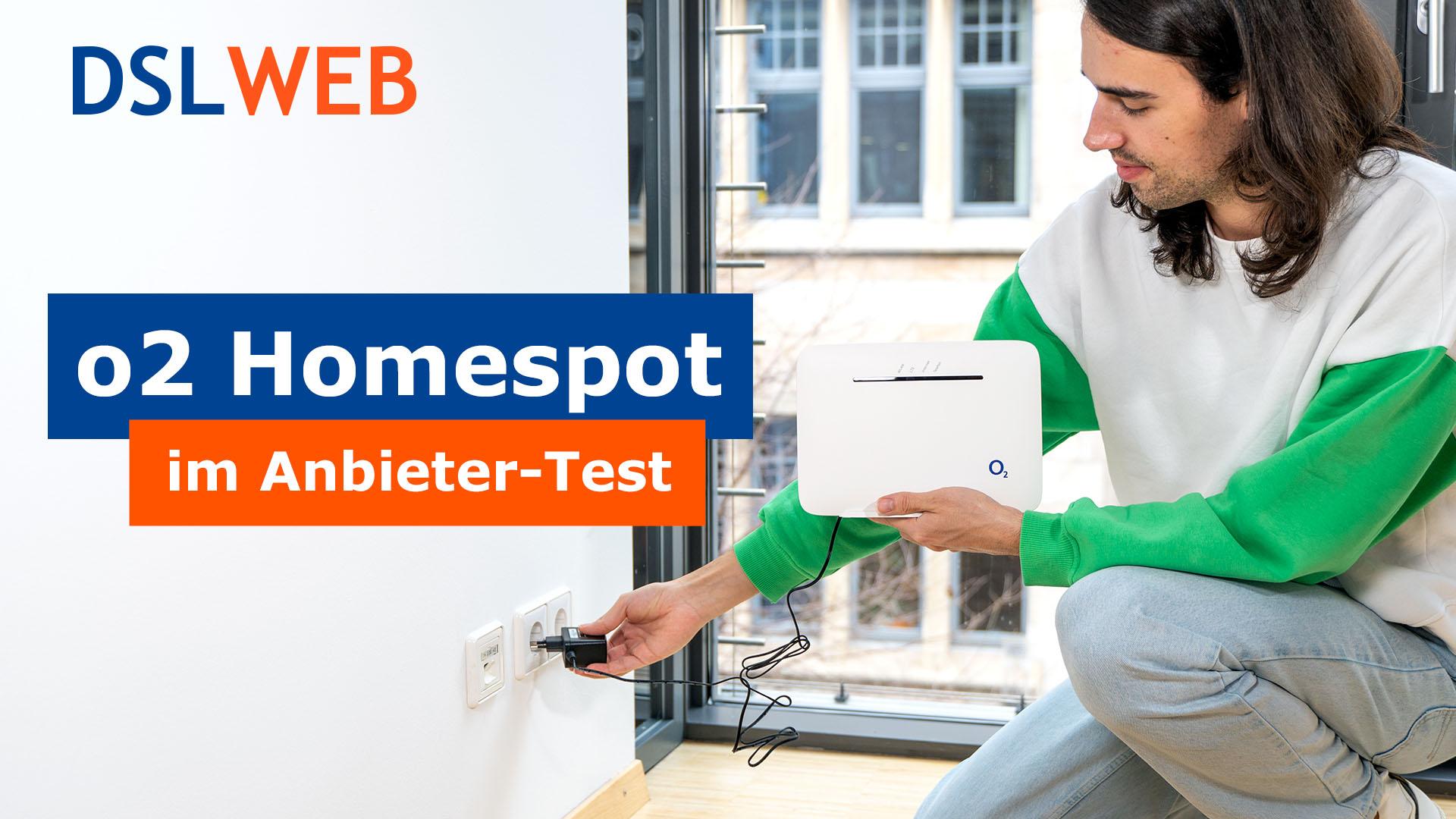 o2 Homespot im Test