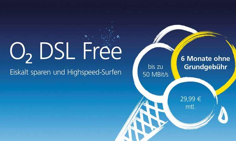 o2 DSL Free