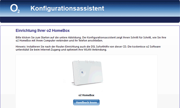 o10 HomeBox 10 installieren - so klappt die o10 WLAN Router Einrichtung