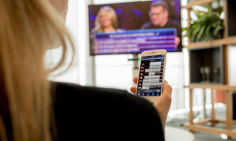 o2 TV App auf dem Smartphone