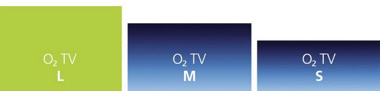 o2 TV Tarife im Vergleich
