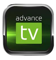 PYUR Advance TV Logo