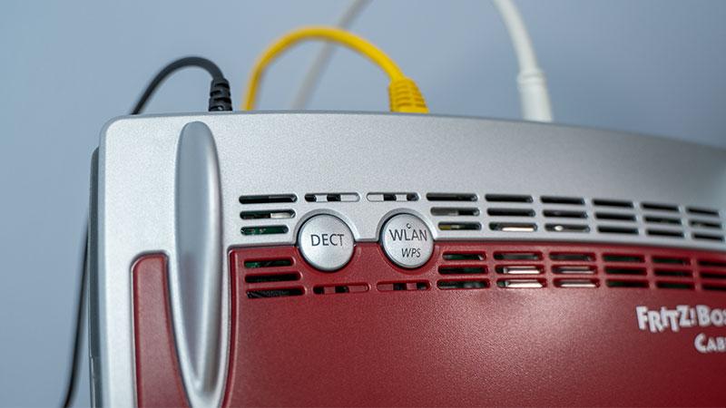 PYUR im Test: AVM Fritz!Box 6490 Cable - Detail