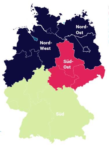 PYUR Regionen