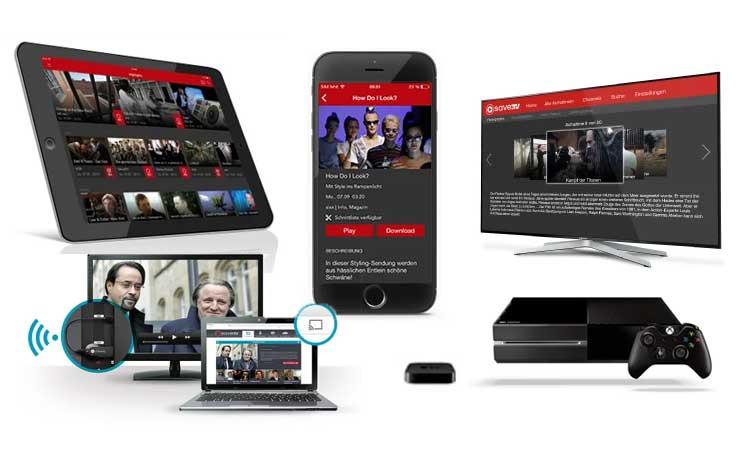 Save TV Endgeräte