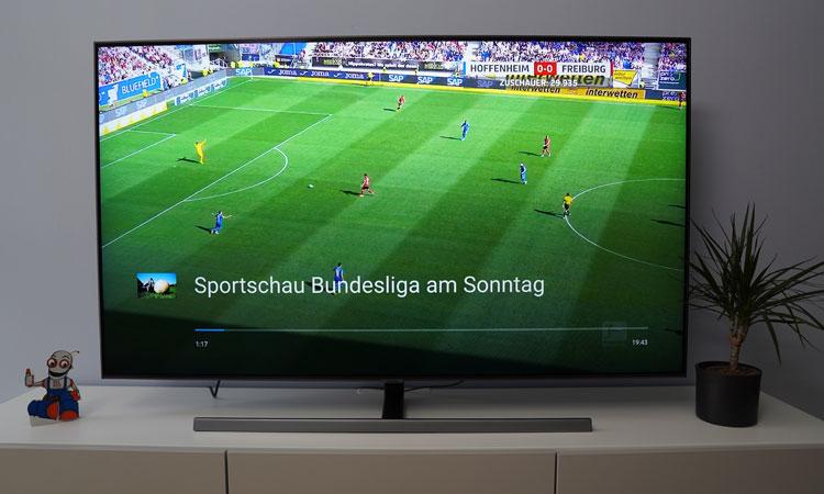 Save TV über Chromecast