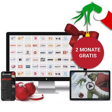 Save TV Weihnachtsdeal