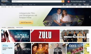 Screenshot Amazon Video