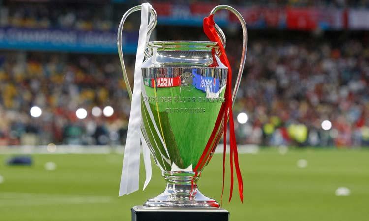 Champions League Pokal (Sky)
