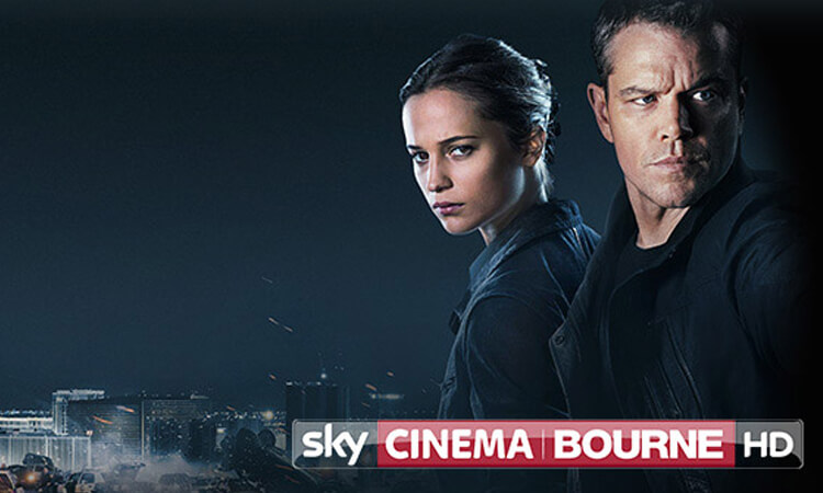 Sky Cinema Bourne HD