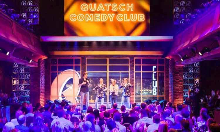 Quatsch Comedy Club bei Sky