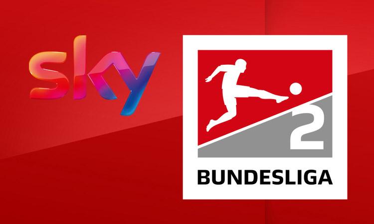 Sky 2. Bundesliga live Saison 2019/20