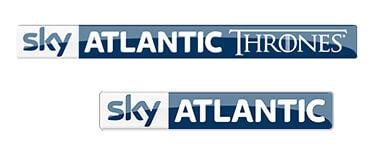 Sky Atlantic Thrones