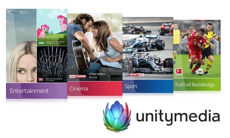 Sky Unitymedia Senderliste
