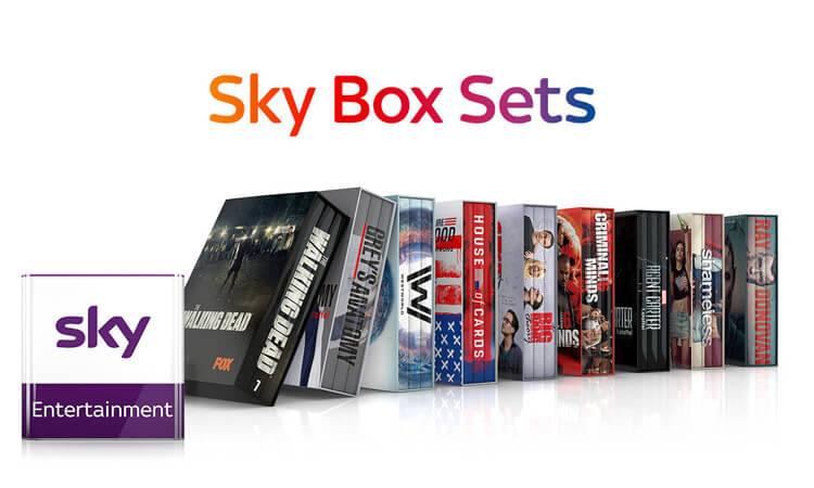 Sky Box Set Welche Serien