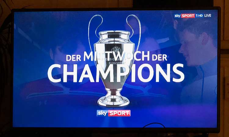 Sky Champions League Mittwoch