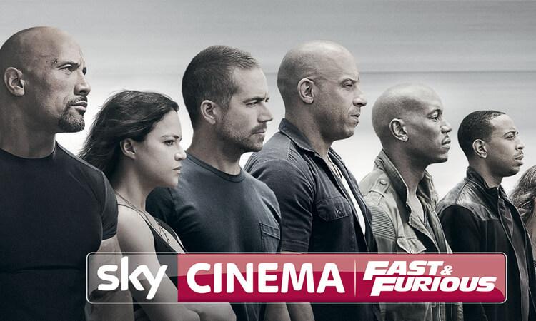 Sky Cinema Fast & Furious