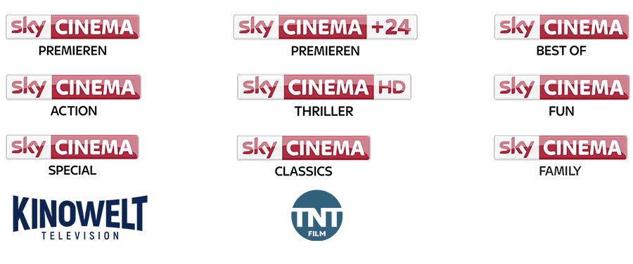 Sky Cinema Sender