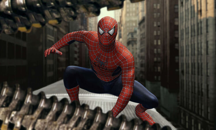 Sky Cinema Superhelden Spider-Man