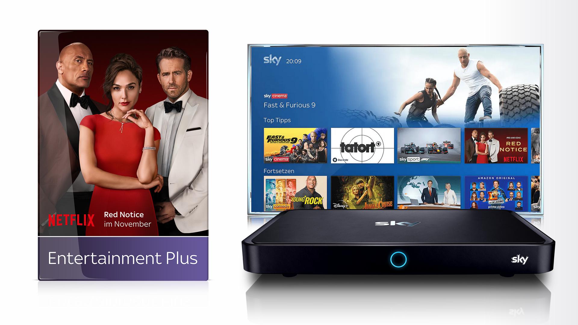 Sky Entertainment Plus