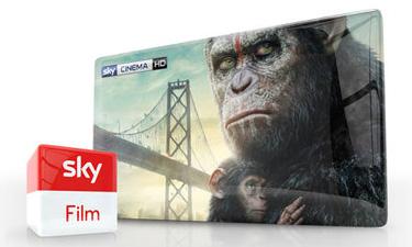Sky Film Teaser aus dem Sky Online-Shop