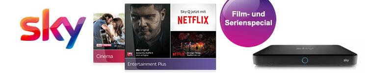 Sky Film- und Serien-Special
