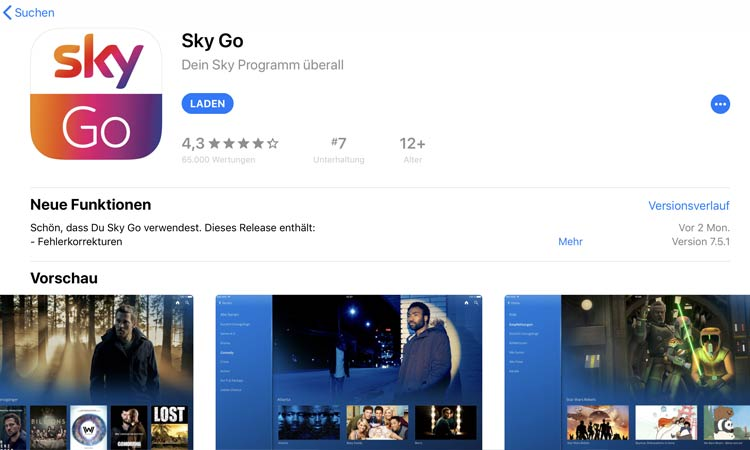 Sky Q einrichten - Installation auf TV, Smartphone und Co