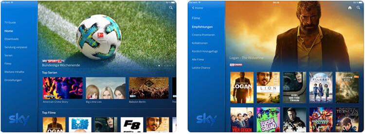 Sky Go Vom Ipad Auf Tv