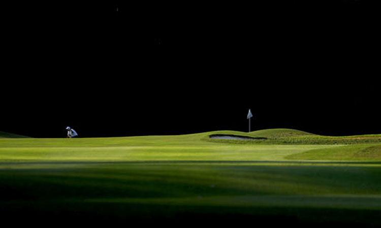 Golf bei Sky