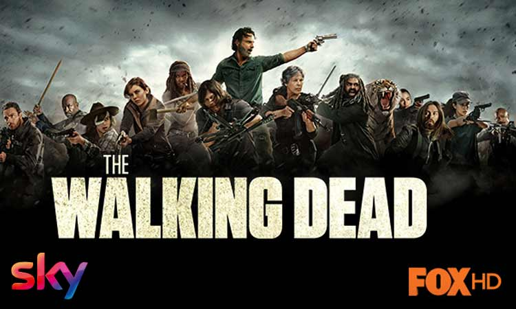The Walking Dead Auf Sky