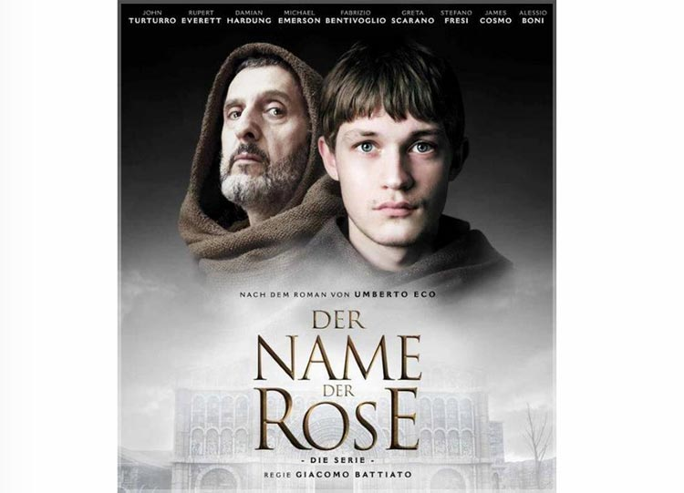 Serie Der Name der Rose bei Sky