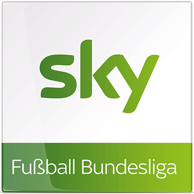 Sky Fußball Bundesliga Logo