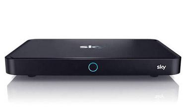 Sky+ Pro UHD-Festplattenreceiver