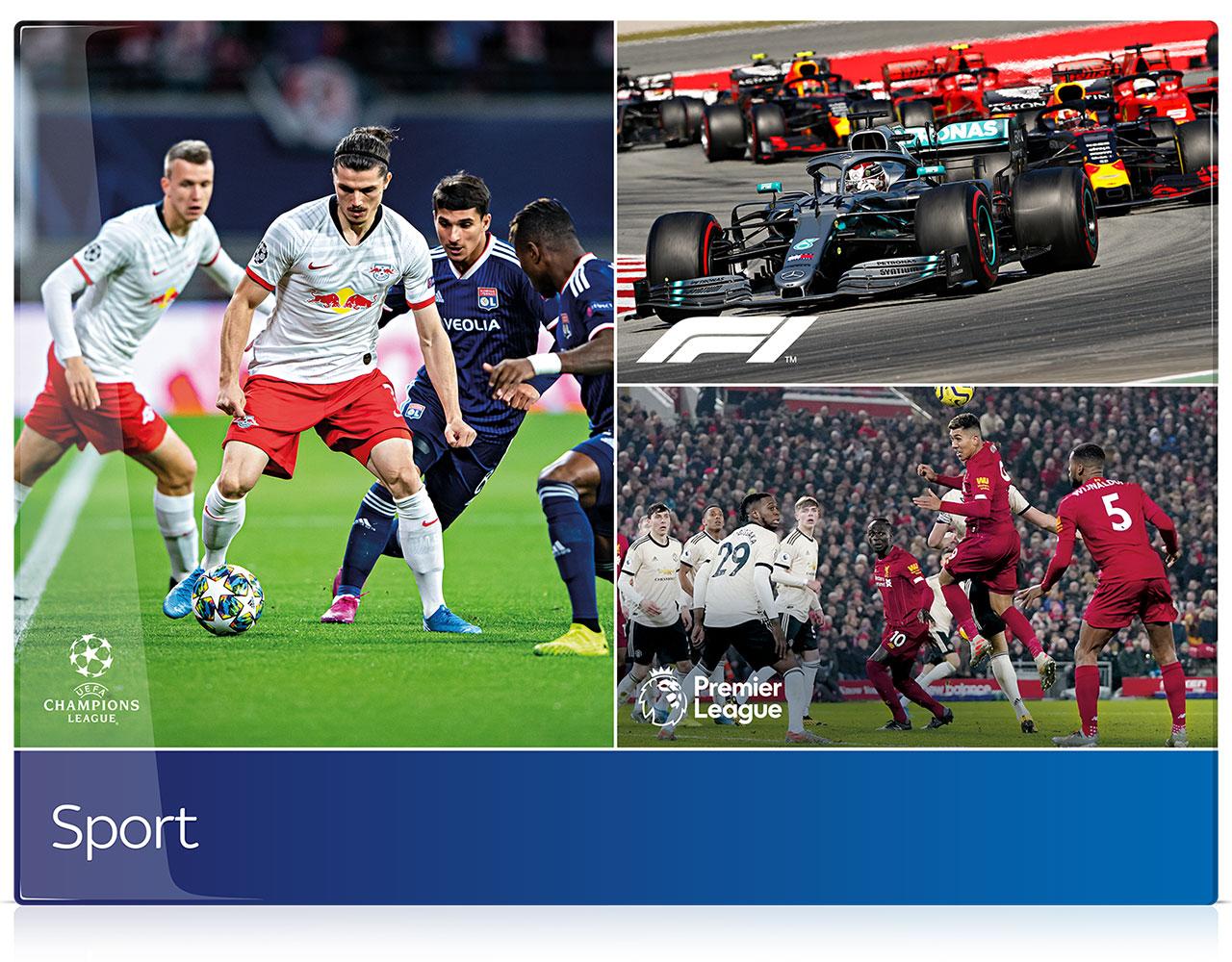 Sky Sport Teaser aus dem Sky Online-Shop
