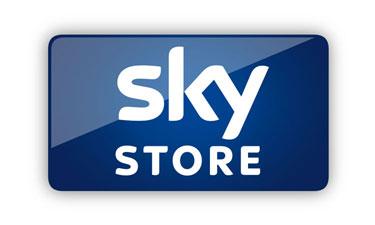 Logo Sky Store