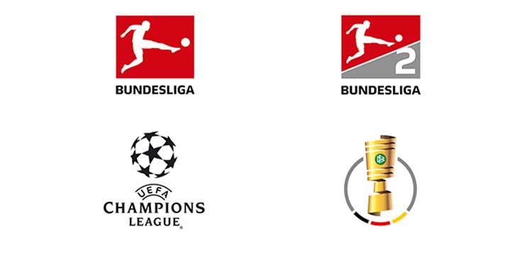 Fußball Wettbewerbe im Sky Supersport Ticket